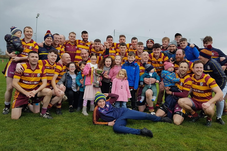 Carnaross secure B League title to finish campaign unbeaten