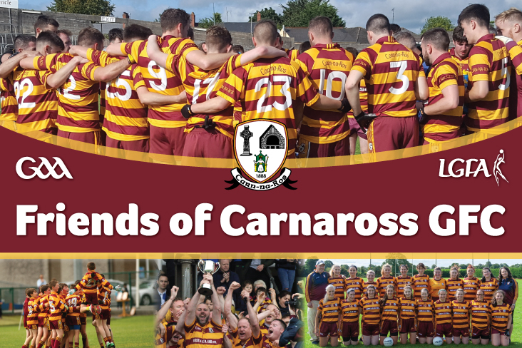 Friends of Carnaross GFC - Draw Results