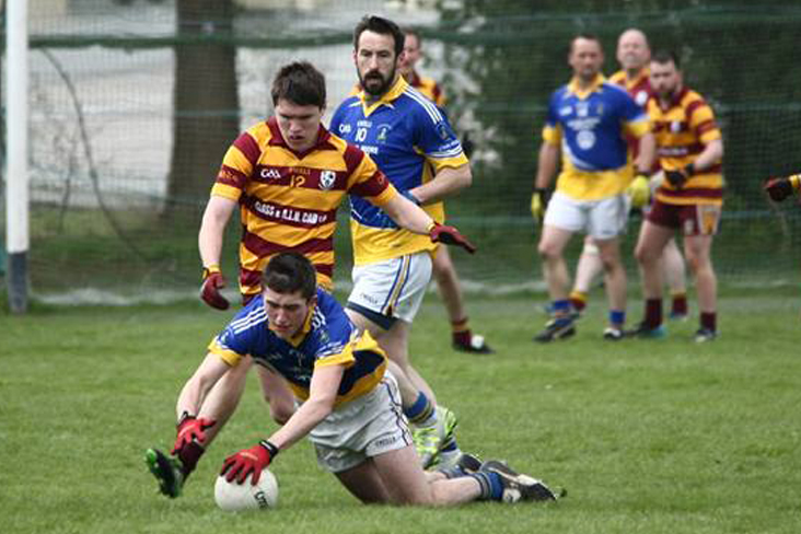 BFL R7: Walkover from Clonard secures promotion