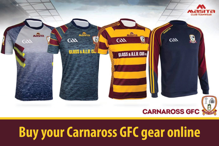 Carnaross gear available online